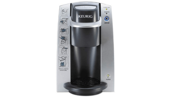 Keurig K-Cup In Room Brewing