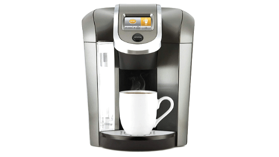 Keurig K575 Coffee Maker review