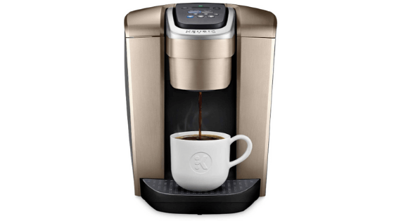Keurig K-Elite Coffee Maker review